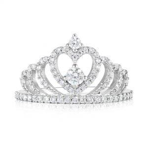 טבעת אירוסין Queen קווין