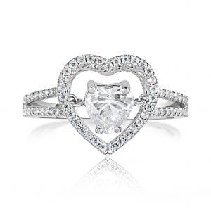 טבעת אירוסין Zehava זהבה