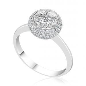 טבעת אירוסין Camila קמילה