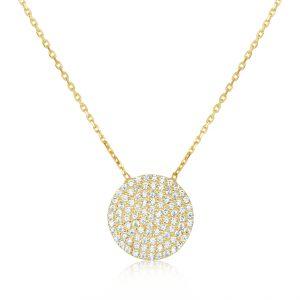 שרשרת יהלומים Dinise דניס
