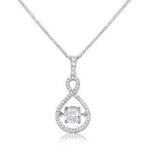 שרשרת יהלומים Brittany בריטני