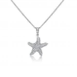 שרשרת יהלומים Star סטאר