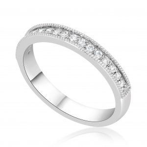 טבעת שורת יהלומים LIA ליה