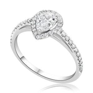 טבעת אירוסין Monica מוניקה