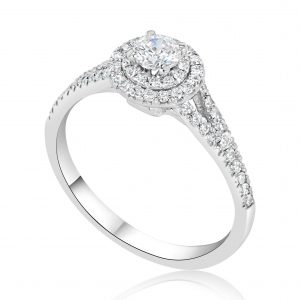 טבעת אירוסין Adelyn אדלין