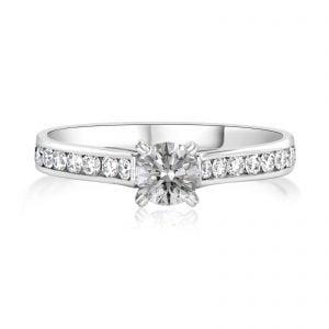 טבעת אירוסין jade ג'ייד