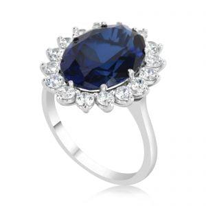 טבעת אירוסין diana דיאנה