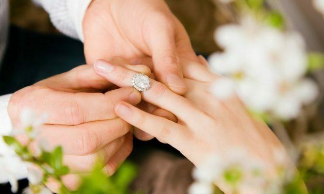 האם טבעת האירוסין שלכם זקוקה לשינוי גודל?
